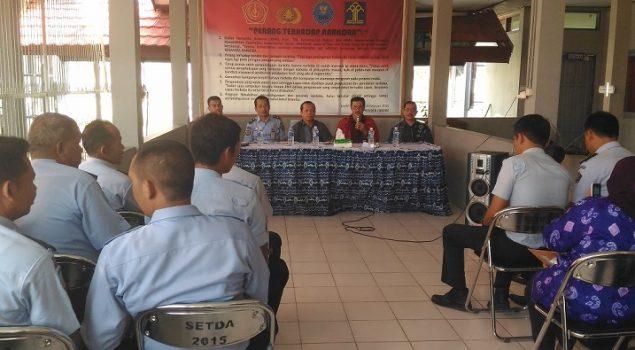 Kakanwil Kalsel Ajak Jajarannya Berantas Narkoba & HP di Lapas/Rutan