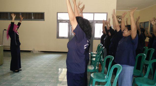 Deteksi Dini Kanker di Lapas Wanita Malang