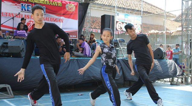 Atraksi Sport Dance dan Kempo Pukau WBP Rutan Pekalongan