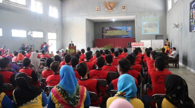 Asimilasi Open Camp Siapkan WBP Berintegrasi dengan Masyarakat