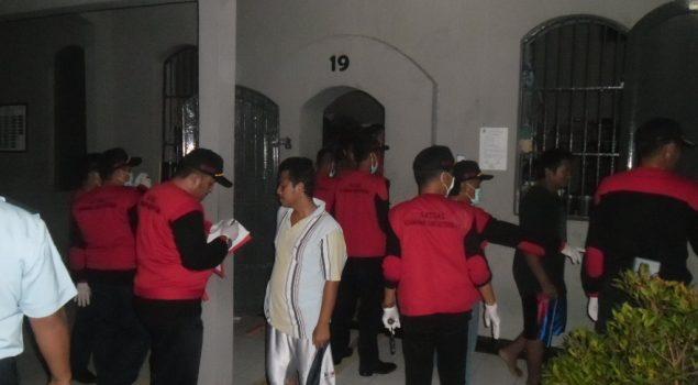 Satgas Kamtib Razia Lapas Purwokerto, Hasilnya Zero Narkoba