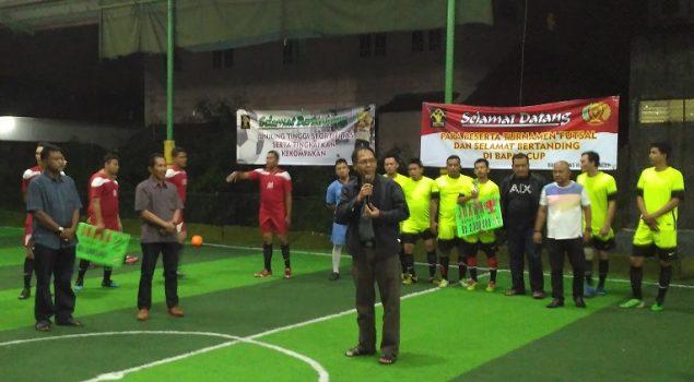 Turnamen Futsal Bapas Cup Meriahkan Peringatan 17 Agustusan