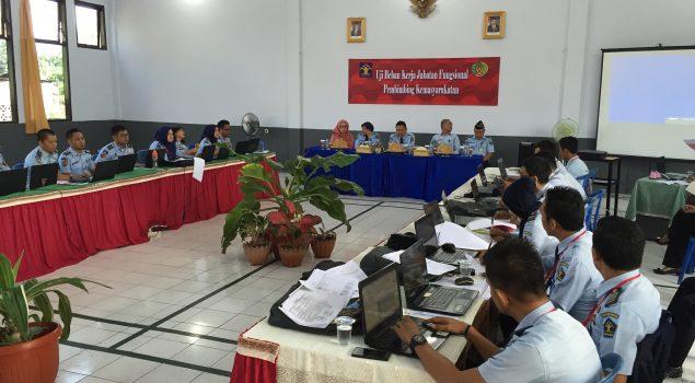 Uji Beban Kerja Tingkatkan Kinerja PK Bapas