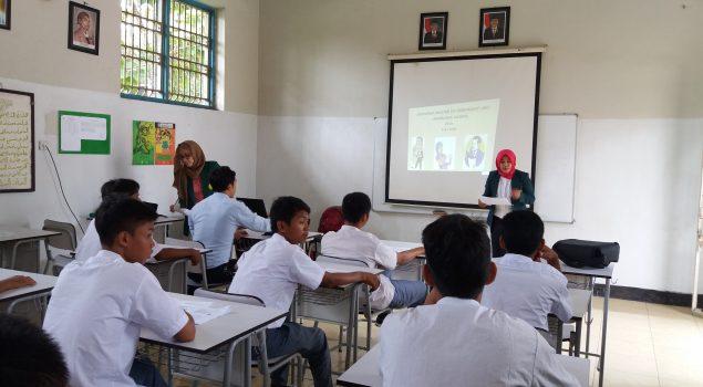 Siswa SMK Istimewa LPKA Tangerang Belajar Jadi MC Acara