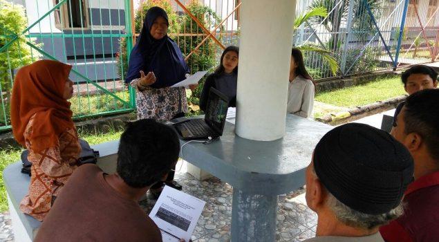 LPKA Tangerang Sosialiskan Aplikasi Website IKM Kepada Masyarakat