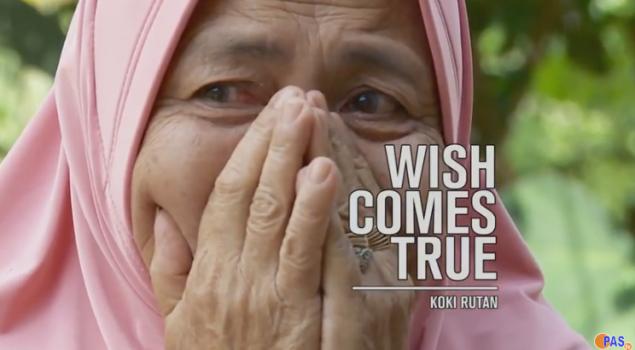 WISH COME TRUE - KOKI RUTAN