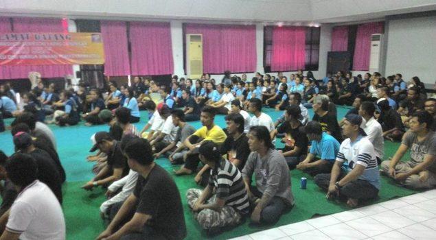 """Workshop """"AKU BISA"""" Gali Potensi WBP Lapas Denpasar"""