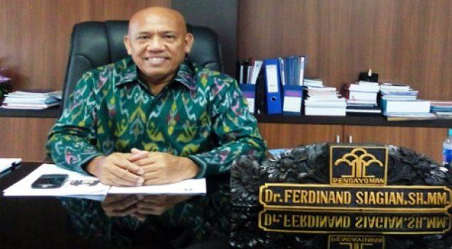 Ferdinand Ancam Pecat Pegawai Lapas