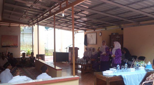 WBP Rutan Purbalingga Rutin Ikuti Kajian Islami