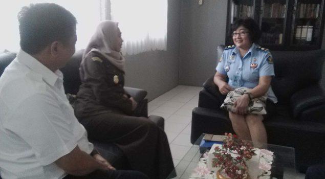 Kejari Banjarmasin Puji Perawatan Barang di Rupbasan Banjarmasin