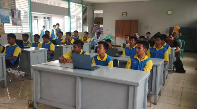 Andik LPKA Pontianak Kembali Dibekali Pelatihan Komputer
