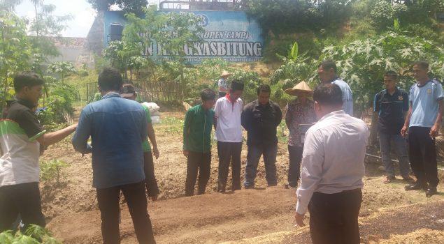 Petugas & WBP Pondok Asimilasi Rutan Rangkasbitung Dilatih TSS