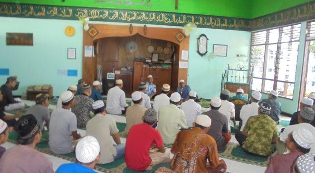 WBP Lapas Amuntai Belajar Ilmu Fiqih & Membaca Al Quran