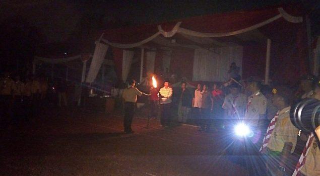 Dirjen PAS: Api Unggun Tunjukkan Gelora & Semangat Pramuka