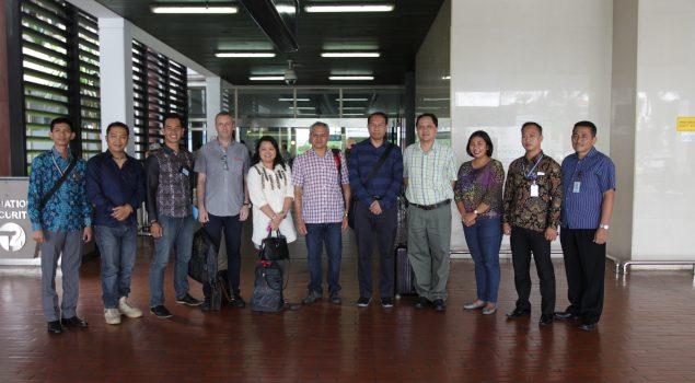 Delegasi Preparatory Meeting ACCFA Tiba di Jakarta
