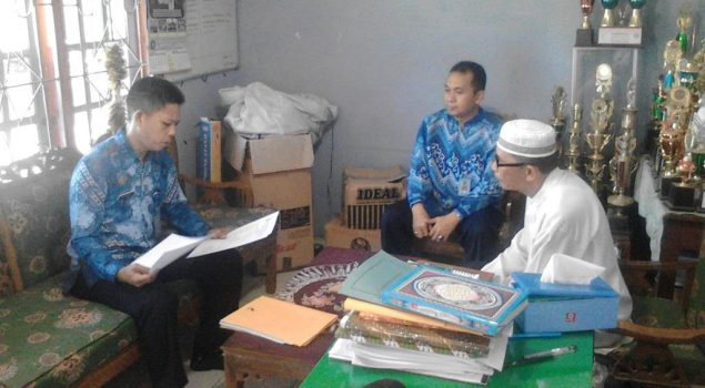 Kabapas Lahat Dampingi Jajaran PK Telusuri Data Litmas di Lapas/Rutan