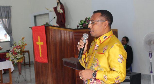 Alih Tugas ke Kalteng, Kadiv PAS Sulut Pamit