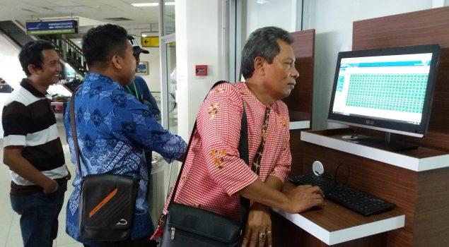 Sebelum Tinggalkan Ambon, Kadiv PAS Maluku Pantau SDP Di Bandara Pattimura
