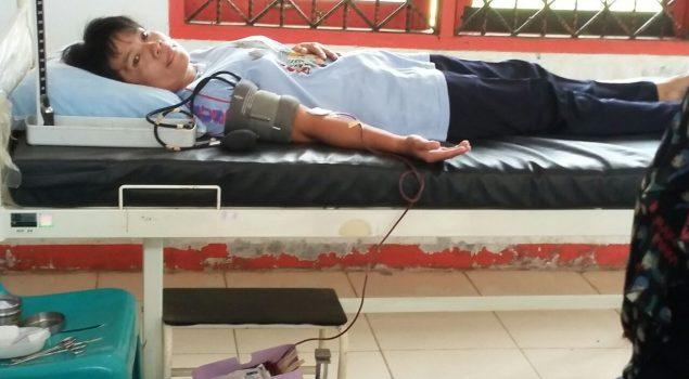 Donor Darah Petugas Lapas & Rutan Bantu Masyarakat