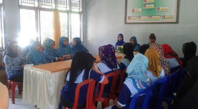 WBP Wanita Rutan Masamba Akan Dilatih Buat Hiasan Baju & Kerudung