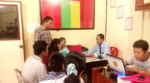 PK Bapas Pekanbaru Dampingi ABH Kasus Pencurian