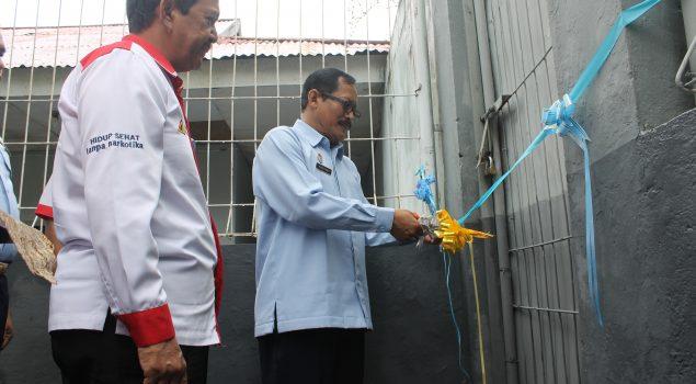 Lapas Ternate Kini Miliki Gedung Rehabilitasi Narkoba
