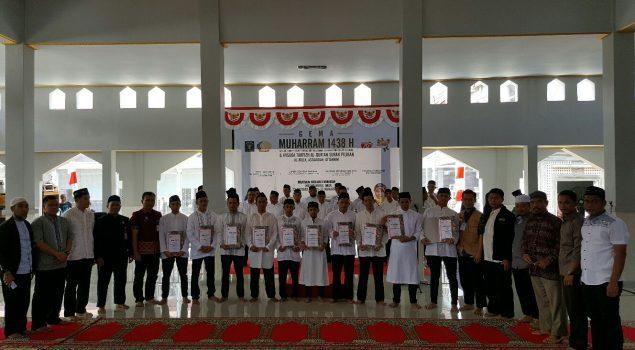 Rutan Makassar Gelar Tabligh Akbar dan Wisuda Tahfizh Al Quran
