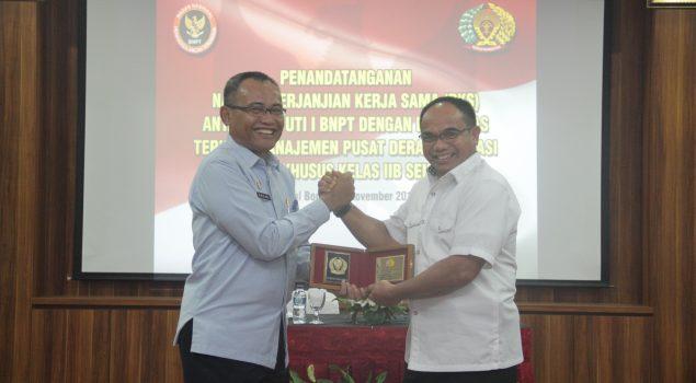 Januari 2017, Lapas Khusus Deradikallisasi Sentul Mulai Beroperasi
