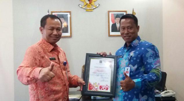 Lapas Piru Juara I UPT Terinovatif 2016 Wilayah Maluku
