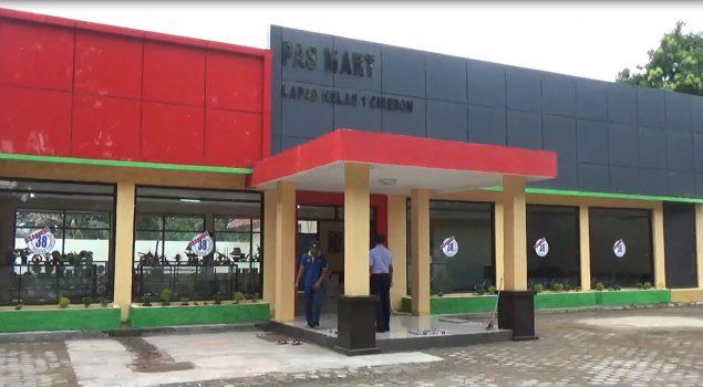 PAS Mart Lapas Cirebon Pamerkan Hasil Karya WBP
