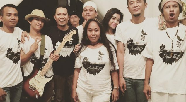 Antrabez Band Lapas Kerobokan Launching Album Perdana