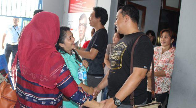WBP Wanita Rutan Manado Mulai Dipindahkan ke Lapas Wanita
