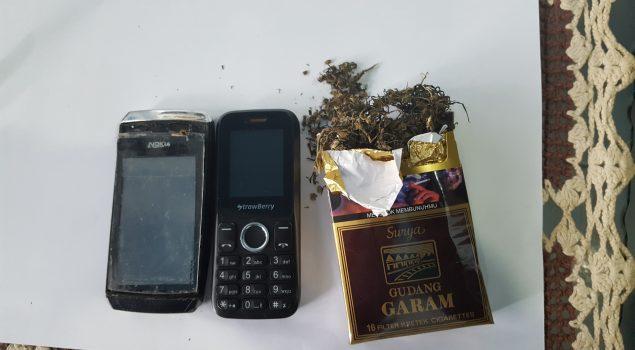 Petugas Lapas Pekanbaru Kembali Gagalkan Penyelundupan Narkoba oleh Pengunjung