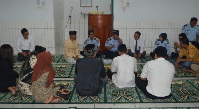 Lagi, Lapas Watampone Gelar Pernikahan di Balik Penjara