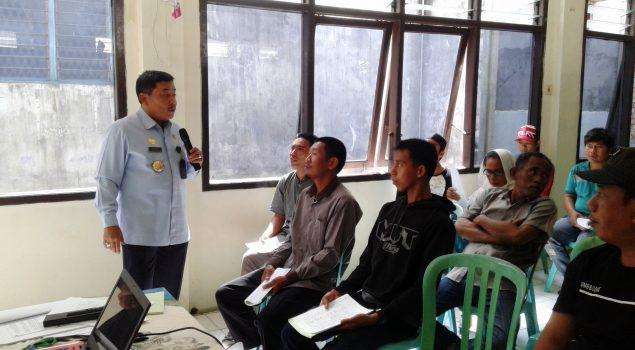 Peserta Pasca Rehab Bapas Palembang Dibekali Motivasi Jauhi Narkoba