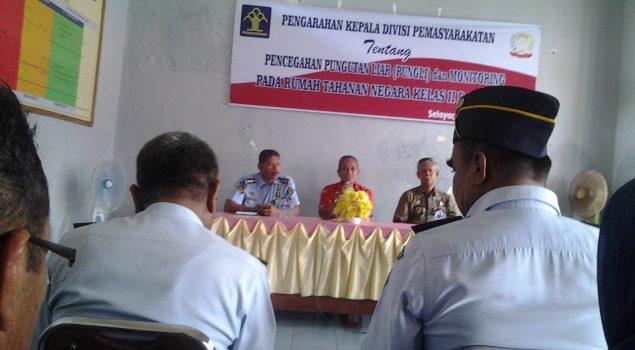Cegah Pungli, Pegawai Harus Bekerja Sesuai Kode Etik