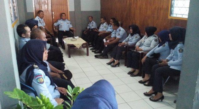 Jajaran Pemasyarakatan Tegaskan Sanksi Pelaku Pungli