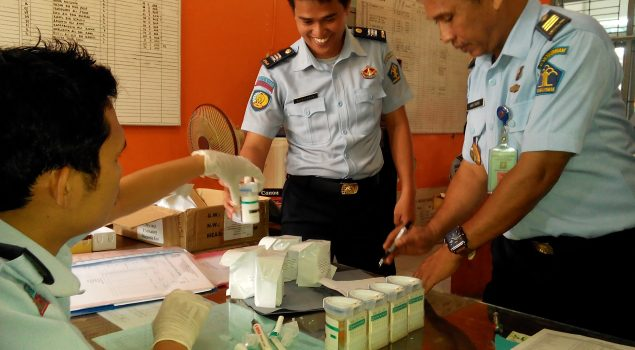 Tak Ada Petugas Gunakan Narkoba di Rutan Mamuju