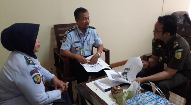 Rupbasan Bandung Desak Kejati Pastikan Penetapan Status Hukum Basan Baran