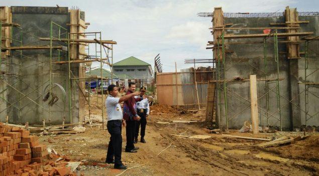 Kakanwil Kalsel Puji Progres Pembangunan Lapas Banjarbaru