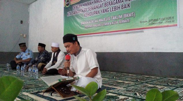 Rayakan Maulid Nabi, Lapas Ternate Gandeng BKMT Malut & Kota Ternate