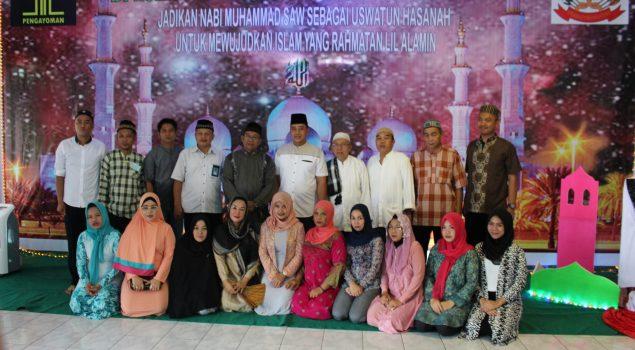 Nuansa Kebersamaan Warnai Maulid Nabi di Rutan Manado