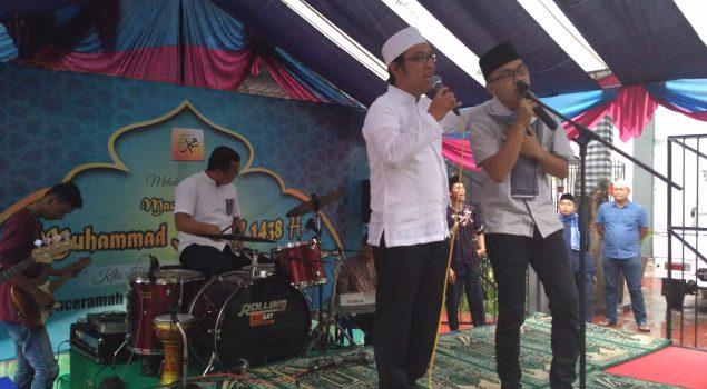 Dejavu Band Rutan Rangkasbitung Berkolaborasi dengan Apoy Wali Band