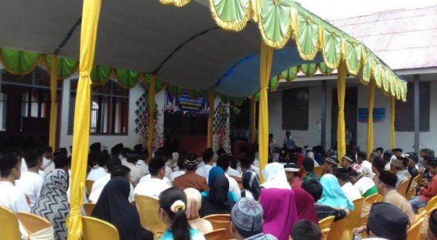 Gelar Maulid, Rutan Bantaeng Hadirkan Keluarga Warga Binaan
