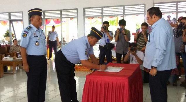 Lapas Kelas I Bandar Lampung Disetujui Jadi Lapas Industri