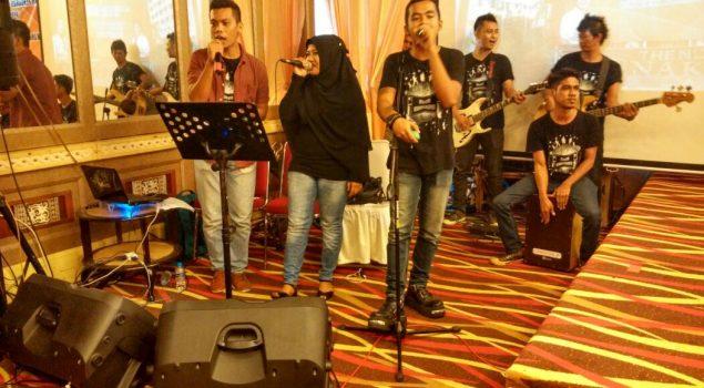 Correction Band Hibur Pelantikan Pengurus Perkumpulan Perempuan Wirausaha