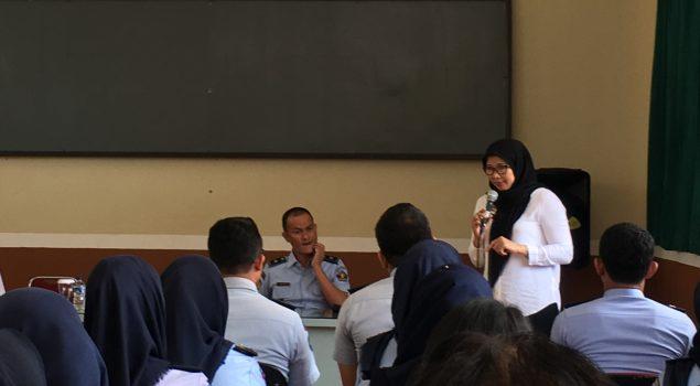 Sesditjen PAS Ingatkan Petugas Rutan Bandung Tidak Berhenti Belajar