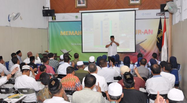 112 Petugas & WBP Lapas Sukamiskin Ikuti TfT Bahasa Al Quran