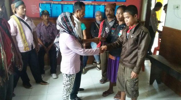 Lewat Diversi, PK Bapas Ambon Damaikan Kasus Penganiayaan Anak