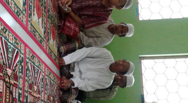 Awali Tahun 2017, WBP Rutan Baturaja Khatam Al Quran